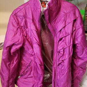 Women's Columbia winter coat